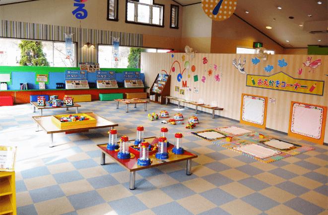 東条湖おもちゃ王国学びのハウス