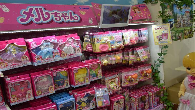東条湖おもちゃ王国のトイストア