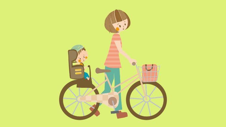 赤ちゃんの自転車ヘルメット